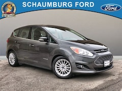 Certified 2016 Ford C-Max Hybrid SEL Hatchback in Schaumburg