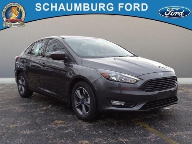 New 2018 Ford Focus SE Sedan For Sale in Schaumburg, IL