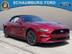 New 2019 Ford Mustang GT Premium Convertible in Schaumburg