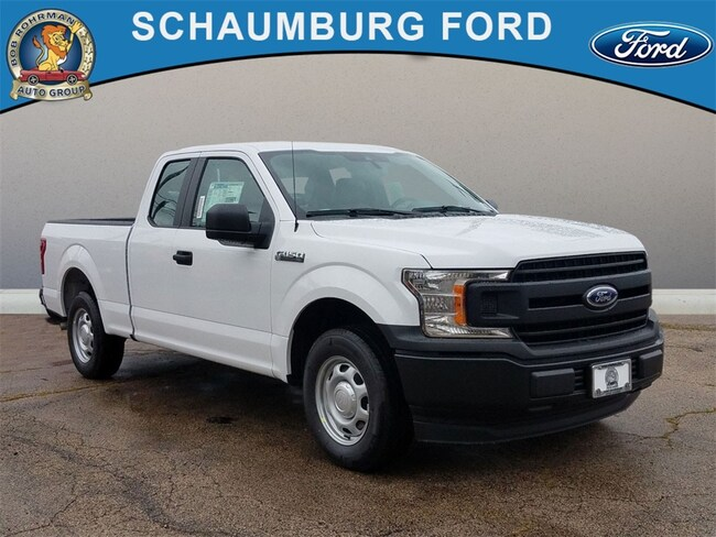 New 2019 Ford F-150 XL Truck For Sale in Schaumburg, IL