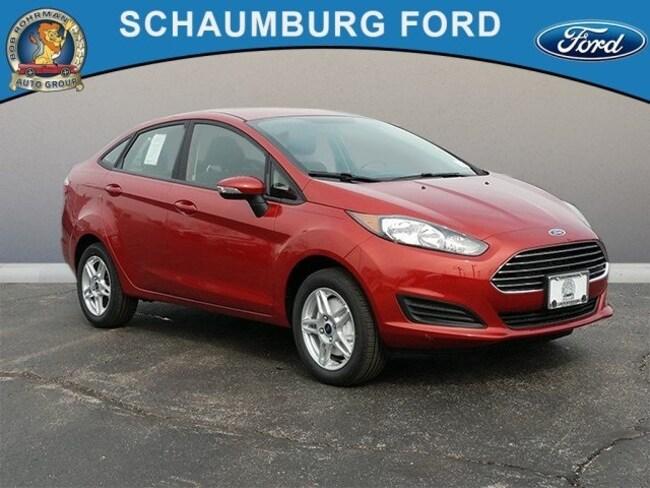 New 2019 Ford Fiesta SE Sedan For Sale in Schaumburg, IL