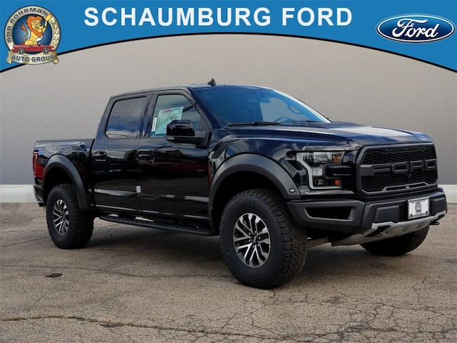 New 2019 Ford F-150 Raptor Truck For Sale in Schaumburg, IL