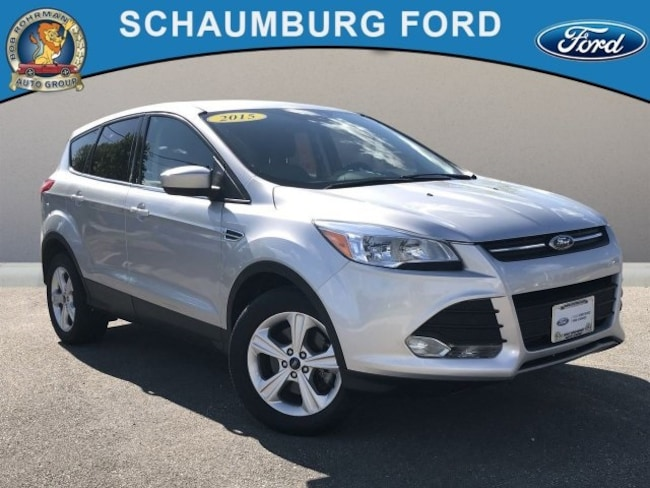 Bob Rohrman Used Cars >> Used 2015 Ford Escape For Sale At Bob Rohrman Schaumburg Ford