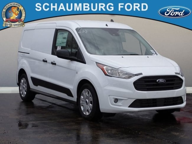 New 2019 Ford Transit Connect XLT Minivan/Van For Sale in Schaumburg, IL