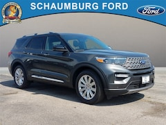 New 2020 Ford Explorer Limited SUV in Schaumburg
