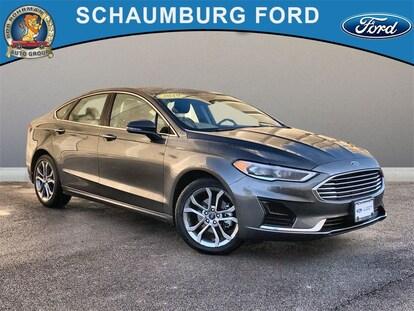 Bob Rohrman Ford >> Used 2019 Ford Fusion For Sale At Bob Rohrman Schaumburg Ford Vin 3fa6p0cd1kr145383