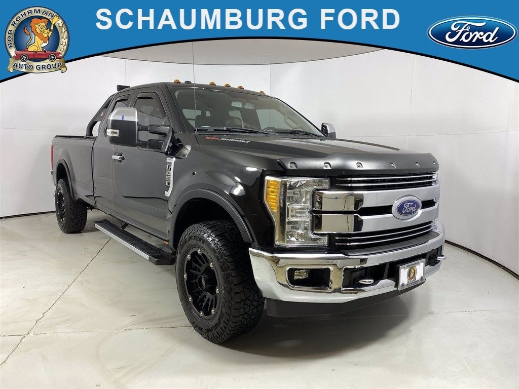 Used Ford Super Duty F 250 Srw Schaumburg Il