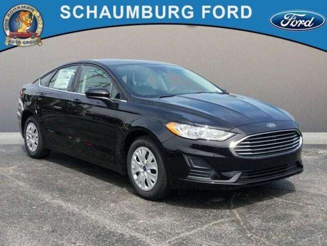 New 2019 Ford Fusion S Sedan For Sale in Schaumburg, IL