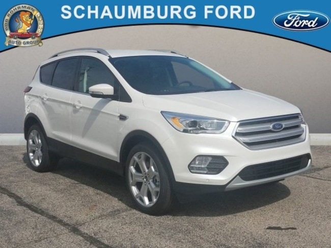New 2019 Ford Escape Titanium SUV For Sale in Schaumburg, IL