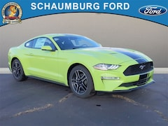 New 2020 Ford Mustang Ecoboost Premium Coupe in Schaumburg