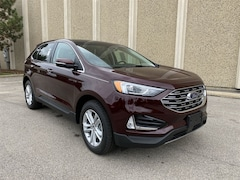 New 2020 Ford Edge SEL SUV in Schaumburg