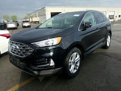 Certified 2019 Ford Edge SEL SUV in Schaumburg