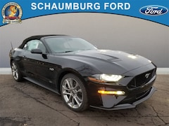 New 2020 Ford Mustang GT Premium Convertible in Schaumburg