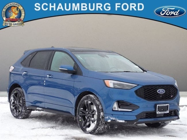 New 2019 Ford Edge ST SUV For Sale in Schaumburg, IL