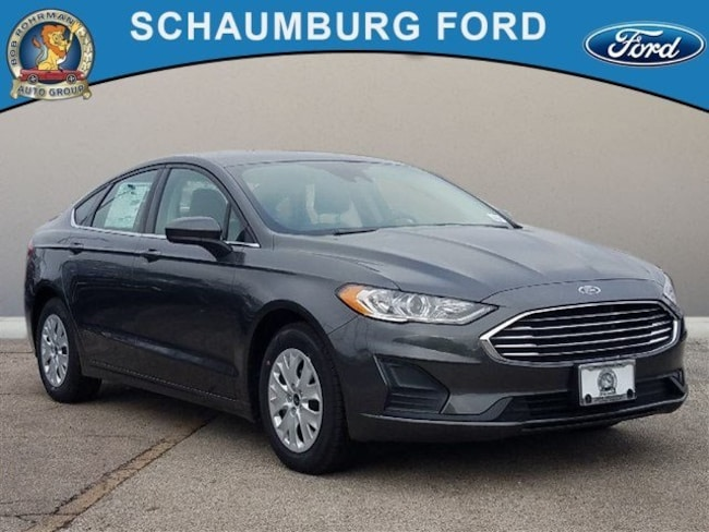 Bob Rohrman Ford >> New 2019 Ford Fusion For Sale Schaumburg Il