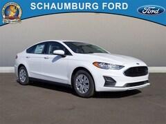 New 2020 Ford Fusion S Sedan in Schaumburg