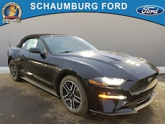 New 2020 Ford Mustang Ecoboost Premium Convertible in Schaumburg