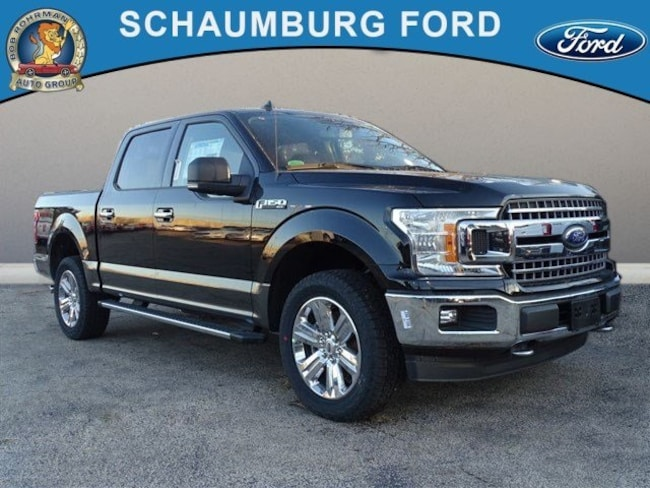 New 2018 Ford F-150 XLT Truck For Sale in Schaumburg, IL