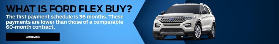 Ford Flex Buy
