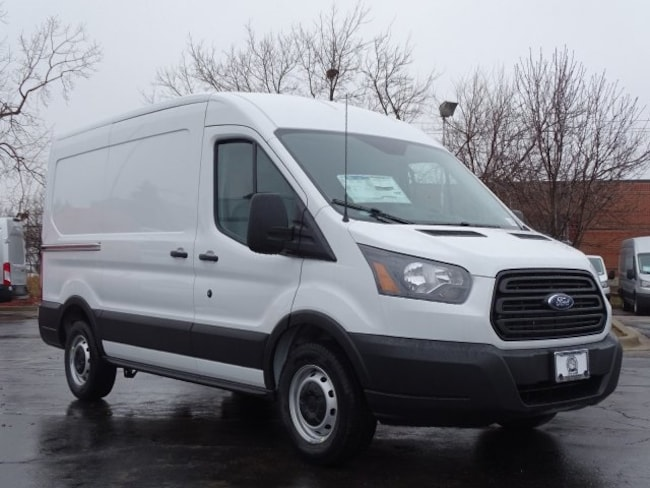 7cfa11d18d ... New 2019 Ford Transit-150 Base Cargo Van For Sale in Schaumburg