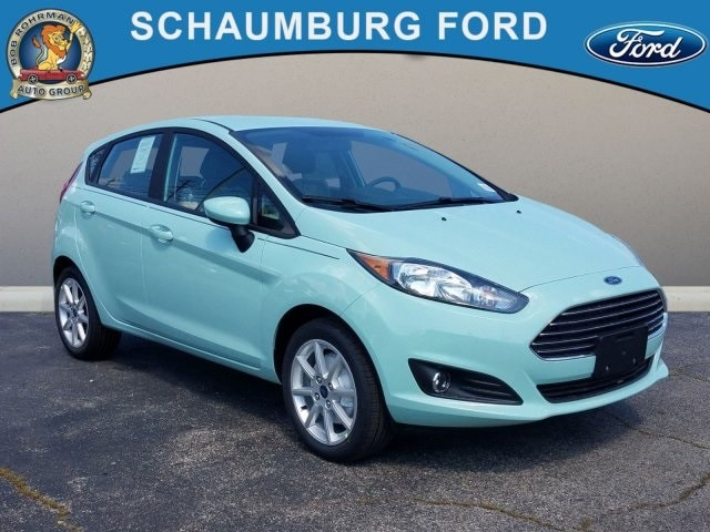 Bob Rohrman Ford >> New 2019 Ford Fiesta For Sale Schaumburg Il