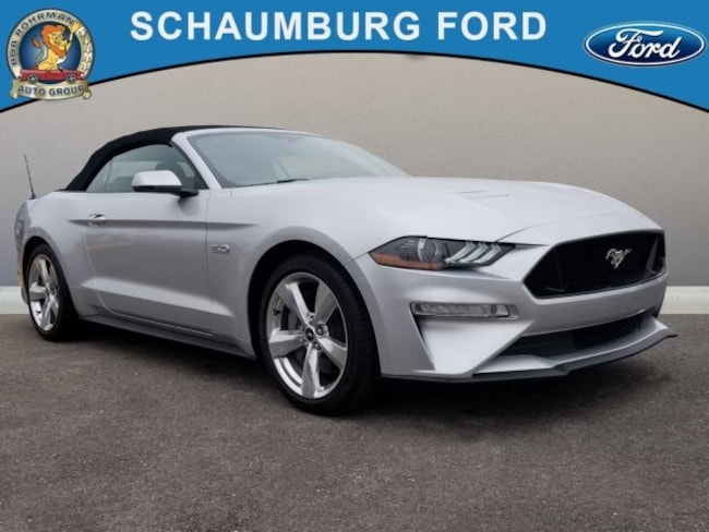 New 2018 Ford Mustang For Sale | Schaumburg IL 1FATP8FF4J5107646