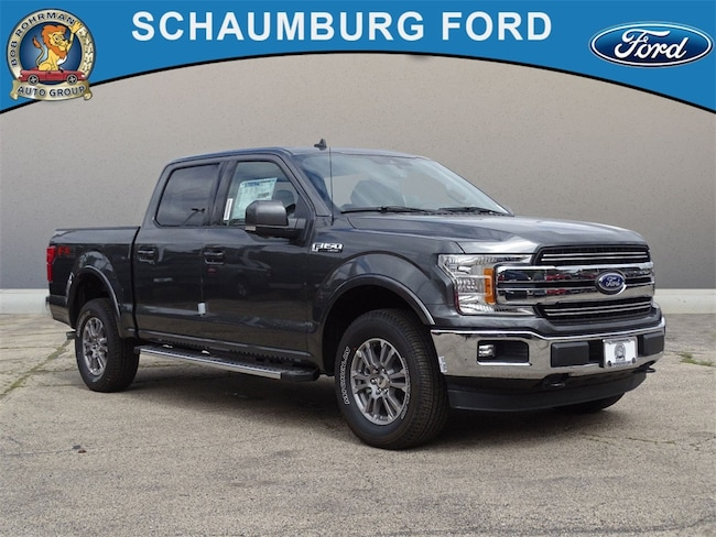 New 2019 Ford F-150 Lariat Truck For Sale in Schaumburg, IL