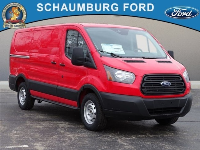 a5330eee11 New 2019 Ford Transit-150 Base Cargo Van For Sale in Schaumburg