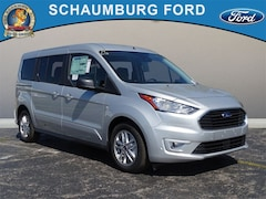 New 2020 Ford Transit Connect XLT Wagon in Schaumburg