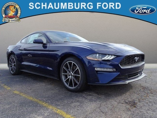 New 2019 Ford Mustang Ecoboost Coupe For Sale in Schaumburg, IL