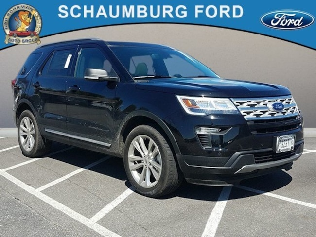 New 2019 Ford Explorer XLT SUV For Sale in Schaumburg, IL