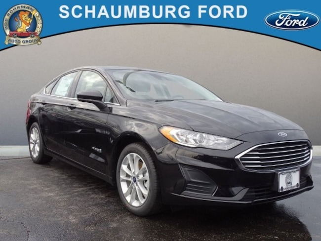 New 2019 Ford Fusion Hybrid SE Sedan For Sale in Schaumburg, IL