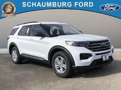 New 2020 Ford Explorer XLT SUV in Schaumburg