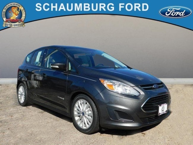 New 2017 Ford C-Max Hybrid SE Hatchback For Sale in Schaumburg, IL