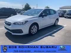 2020 Subaru Impreza Base Trim Level 5-door for sale in Lafayette, IN