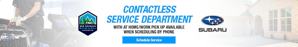 contactless Service Department