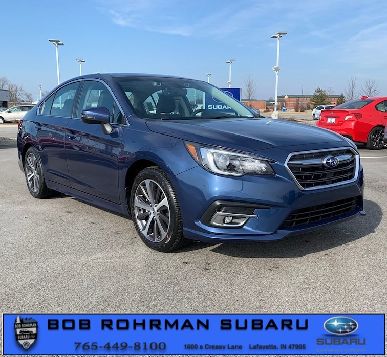 New 2019 Subaru Legacy 2.5i Limited For Sale In Lafayette