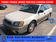2003 Subaru Outback 2.5 Wagon 4S3BH675637655913 for sale in Lafayette, IN