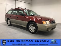 2004 Subaru Outback 2.5 Wagon 4S3BH675947646334 for sale in Lafayette, IN