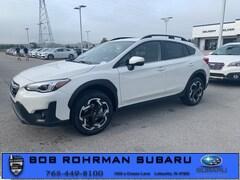 2021 Subaru Crosstrek Limited SUV for sale in Lafayette, IN