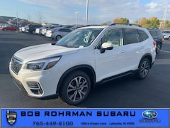 2021 Subaru Forester Limited SUV for sale in Lafayette, IN