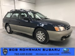 2001 Subaru Outback 2.5 Wagon 4S3BH665317608384 for sale in Lafayette, IN