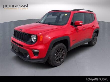 2020 Jeep Renegade Altitude Altitude 4x4