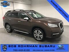 2019 Subaru Ascent Touring SUV for sale in Lafayette, IN at Bob Rohrman Subaru
