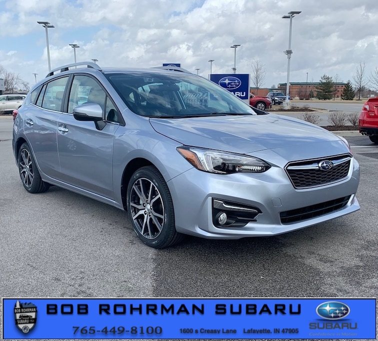 New 2019 Subaru Impreza 2.0i Limited For Sale In Lafayette