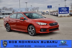 2020 Subaru Impreza Sport Sedan for sale in Lafayette, IN