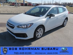 2020 Subaru Impreza Base Model 5-door for sale in Lafayette, IN