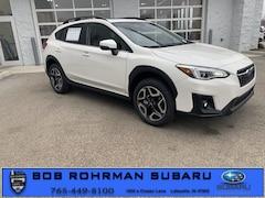 2020 Subaru Crosstrek Limited SUV for sale in Lafayette, IN
