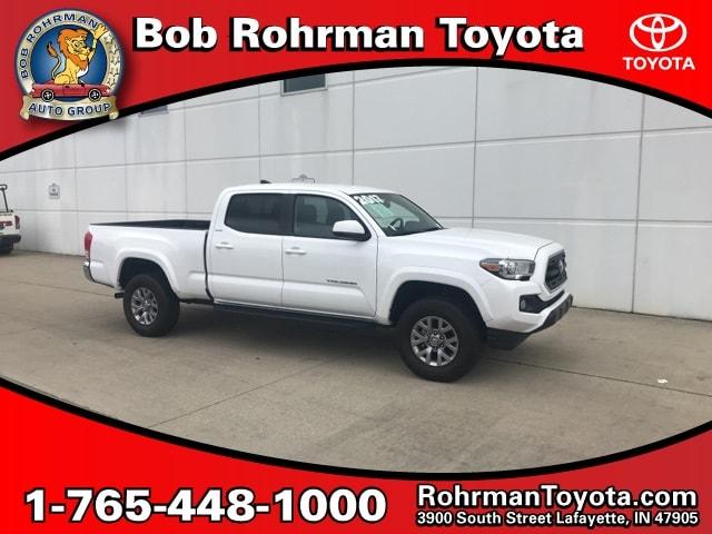 2017 Toyota Tacoma SR5 Truck Double Cab