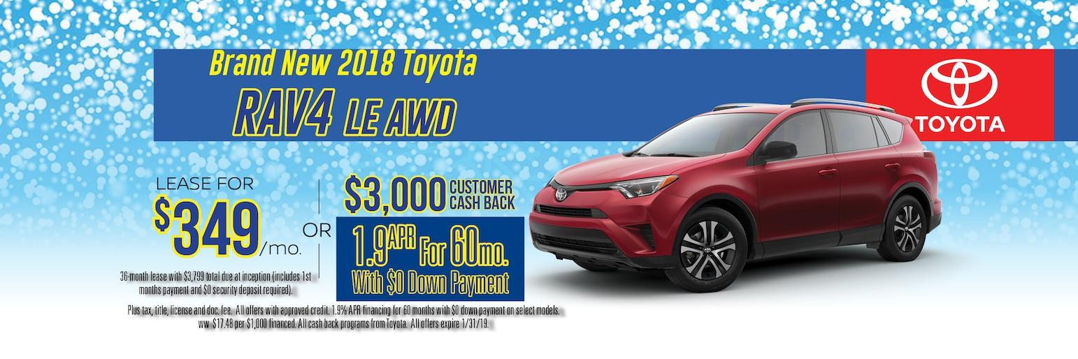 Bob Rohrman Toyota | Toyota Dealership in Lafayette, IN